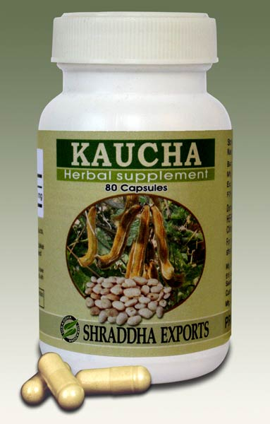 Buy Mucuna Pruriens Capsules from SHRADDHA EXPORTS ...