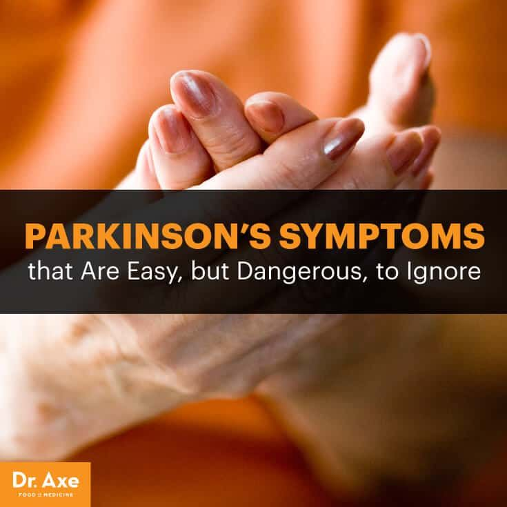 Is It an Early Sign of Parkinson