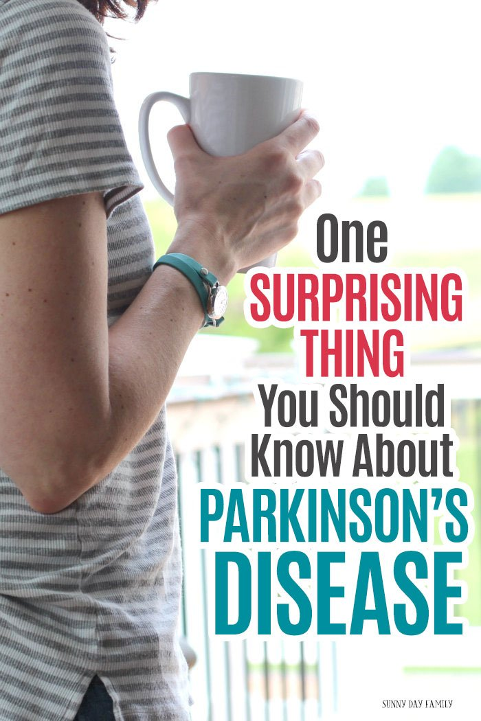 One Surprising Thing You Should Know About Parkinson