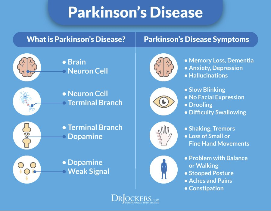 Parkinsons and Delay the Disease